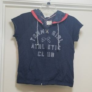 Tommy Girl sweater top
